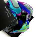 Cosmic Swirls Silk Scarf
