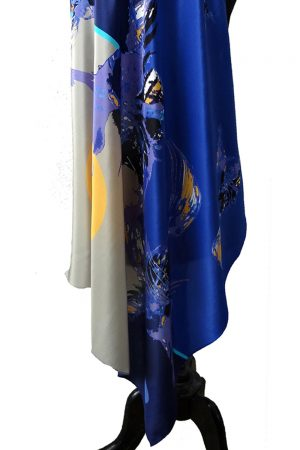 Moonbeach Silk Scarf