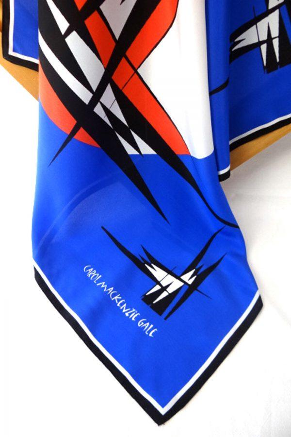 Style Silk Scarf